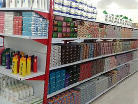قفسه مغازه قیمت قفسه بندی فلزی مغازه سوپرمارکت هایپری فروشگاهی انواع قفسه بندی فلزی قیمت فروش قیمت قفسه فلزی دیواری