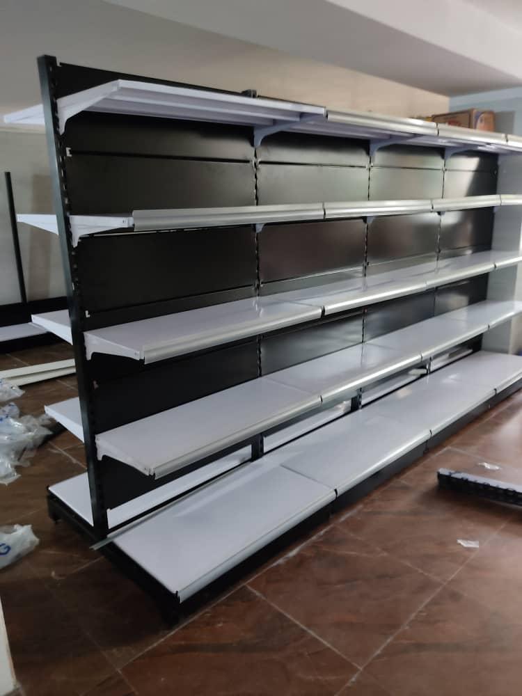 قفسه فروشگاهی و قفسه فلزی مغازه